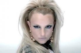 Britney Spears es acusada de plagio