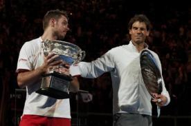Open de Australia 2014: Rafael Nadal perdió ante Stanislas Wawrinka
