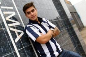 Alianza Lima: Víctor Cedrón habilitado para jugar en la 'blanquiazul'