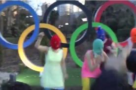 Sochi 2014: Grupo de punk presentó videoclip donde critican a Vladimir Putin - VIDEO