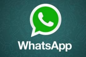 Whatsapp sufre caída de servicio a nivel mundial