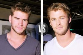Liam a Chris Hemsworth: Me voy a acostar con tu mujer
