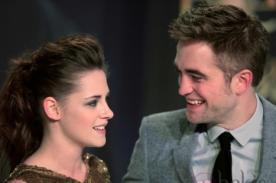 Kristen Stewart y Robert Pattinson ya no volverán a ser pareja