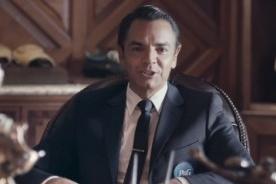 Eugenio Derbez consuela a hincha peruano por no llegar al Mundial - VIDEO