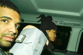 ¿Rihanna y Drake confirman relación tomándose de la mano?