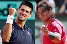 Masters de Miami 2014: Rafael Nadal vs. Novak Djokovic en vivo por ESPN