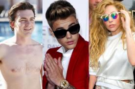Drake Bell arremete contra fans de Justin Bieber, Lady Gaga y One Direction