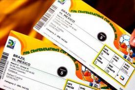 Mundial Brasil 2014: FIFA lanzó hoy el último lote de entradas y ya se agotaron