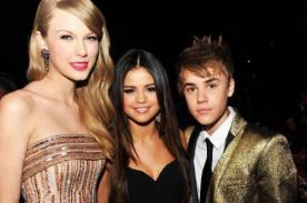 Selena Gomez dejó de seguir a Justin Bieber y Taylor Swift en Instagram