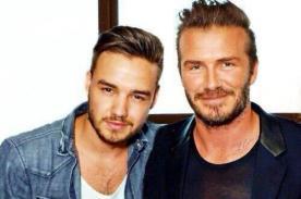 Liam Payne: No paran de decir que me parezco a David Beckham