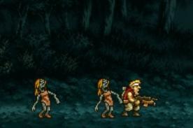 Friv juegos de zombies: Metal Slug versión zombie - Juégalo aquí