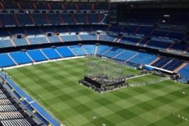 Champions League: Hinchas de Real Madrid podrán ver la final en el Bernabéu