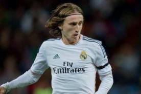 Final Champions League: Luka Modric cambia radicalmente look tras ganar