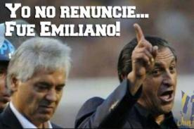 Hinchas de Boca Juniors crean 'memes', tras la renuncia de Ramón Díaz