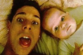 Hugo García comparte adorable foto de su pequeña sobrina- [Foto]