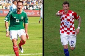 Minuto a minuto México vs Croacia (3-1) – Mundial Brasil 2014 – ATV En Vivo