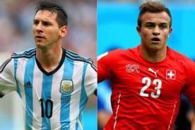 ATV en vivo: Argentina vs Suiza - Mundial Brasil 2014 (Hora peruana)