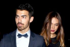 Joe Jonas terminó relación con Blanda Eggenschwiler