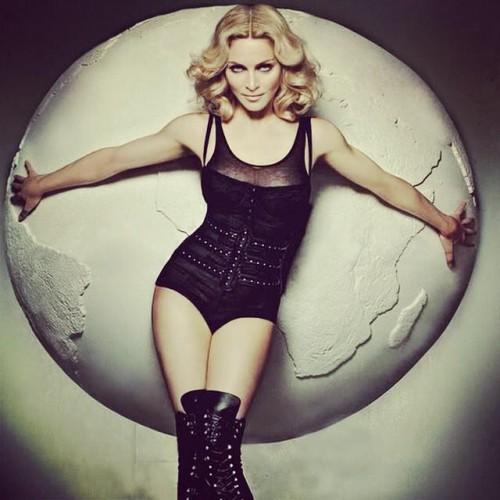 Madonna critica a Lady Gaga en una de sus canciones