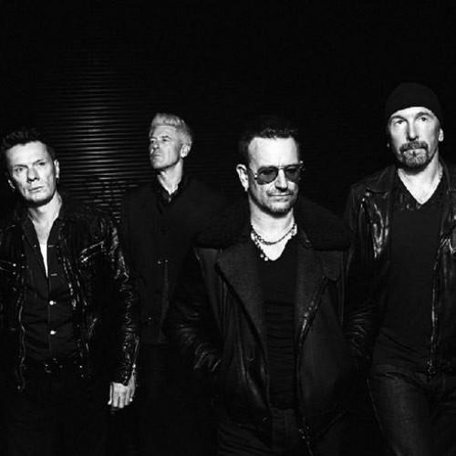 Banda U2 estuvó junto a la presentación del iPhone 6