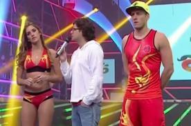 Combate: Korina Rivadeneira y Krayg Peña confirman fin de su relación [Video]