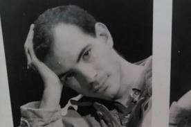 Difunden inédita foto de Ricardo Morán cuando tenía cabello - FOTO