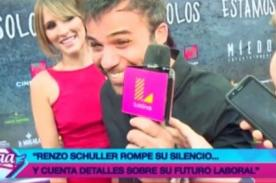 Confirmado: ¡Renzo Schuller y Gian Piero Díaz ya son de 'Latina'! - FOTOS