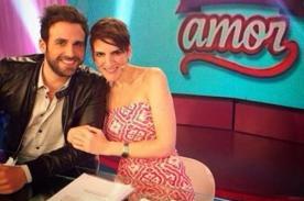 Peluchín y Gigi Mitre: Amor Amor Amor será denunciado por este periodista - FOTO