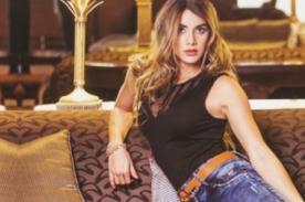 ¿Korina Rivadenaira 'trasluce' fantasías en atrevido vestido? - FOTO