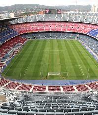 Camp Nou presentará nuevo césped ante el Madrid por la Supercopa