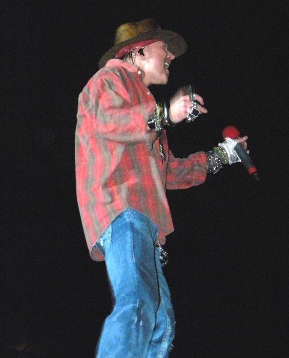 Guns N Roses en Lima: Concierto estuvo a punto de cancelarse