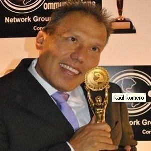 Raúl Romero se amista con El Gran Show