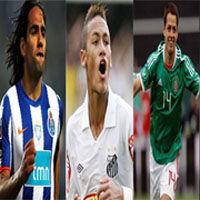 Conoce a los 10 máximos goleadores del 2011