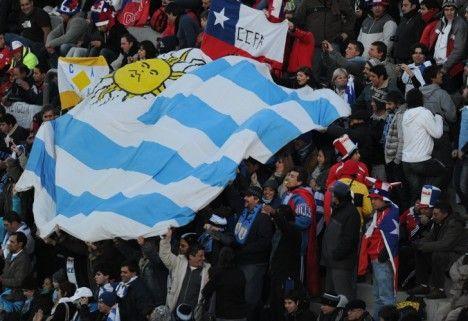 Copa América 2011: Disturbios en San Juan dejaron 37 detenidos y un herido