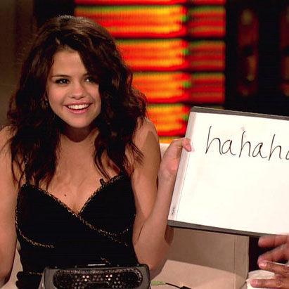 Selena Gomez ingiere aceite de oliva para cuidar su voz