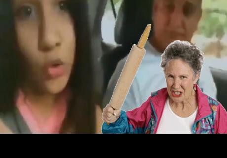 Chica canta 'reggaetón' y su padre la deja en ridículo