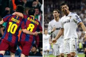 Goles del Barcelona vs Real Madrid (2-2) - Copa del Rey