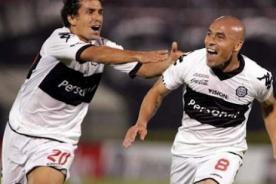Video del Olimpia vs Flamengo (3-2) - Copa Libertadores