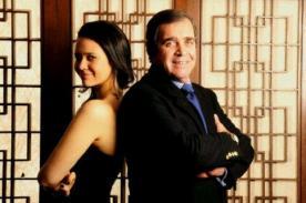 Marcelo Oxenford: El gran pecado de mi hija Lucía es ser bonita