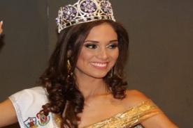 Nueva Miss Perú Mundo: Le deseo lo mejor a Melissa Paredes