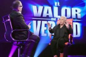 El Valor de la Verdad: Conoce las preguntas que harán a Lucía de la Cruz