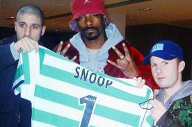 Snoop Dogg quiere invertir dinero en el Celtic