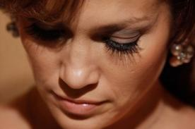 Jennifer Lopez revela que se quedó en cama durante su divorcio
