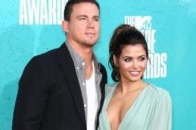 Esposa de Channing Tatum muestra su pancita de embarazo