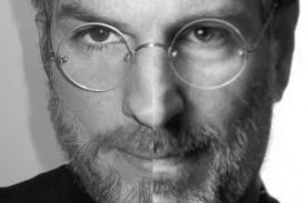 Sorprendente fotografía del parecido entre Ashton Kutcher y Steve Jobs