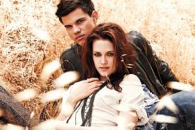 Taylor Lautner celebró su cumpleaños con Kristen Stewart