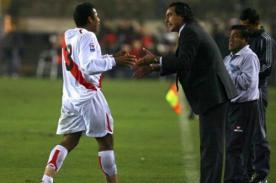 'Chemo' Del Solar: 'Me quemé con la selección peruana' – Perú vs Chile