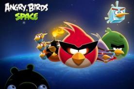 La NASA quiere enseñar física y matemática a través de Angry Birds