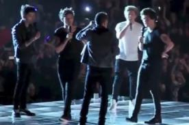 Vídeo: One Direction canta el tema de Titanic, 'My heart will go on'
