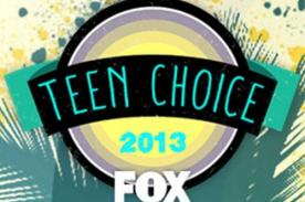 Teen Choice Awards 2013: Segunda parte de nominados